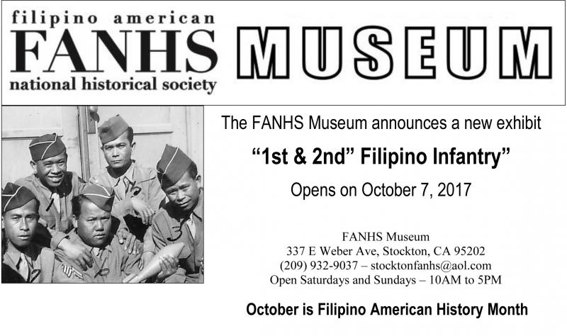 military exhibit flyer